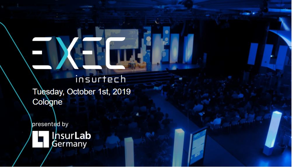 ⁣EXECinsurtech - Europe's prime Insurance Technology & Innovation Event