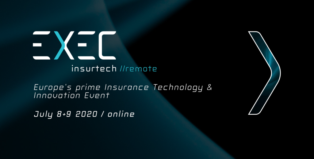 EXECinsurtech - Europe's Prime Insurance Technology & Innovation Event